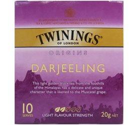 Twining'S Darjeeling Tea, 10 Ct