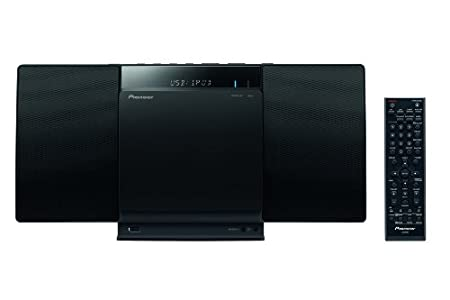 Review and Buying Guide of The Best Pioneer X-SMC01DAB-K Slim CD Micro System with DAB/DAB+/FM Tuner/USB Input - Black