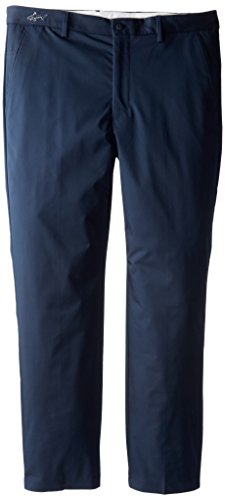 Greg Norman Collection Men'S Ml75 Hybrid Flat Front Pant, Dark Navy, 32/30 front-570831