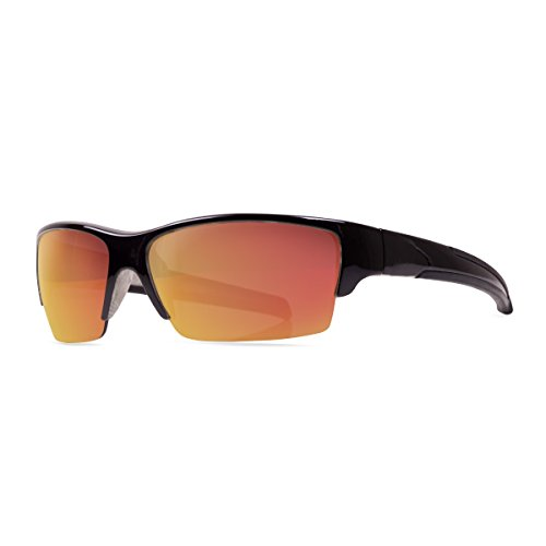 Realtree Ramrod Sunglasses (Black/Xtra with G15 Mirror Lens)
