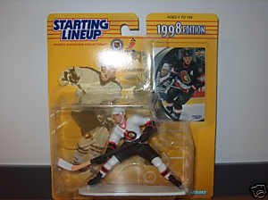 Alexei Yashin 1998 Starting Line Up by Kenner