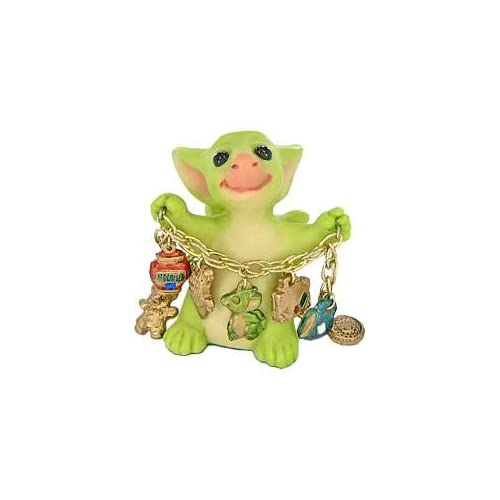 .com - The Many Charms Of A Pocket Dragon - Collectible Figurines