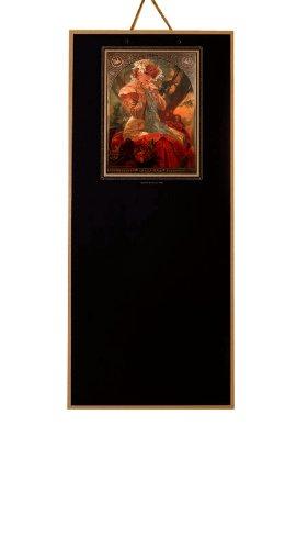 Board Designs VAD-11 Vintage Art Chalkboard, Lefevre Design