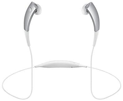 サムスンイヤホン Samsung SM-R130 Gear Circle Bluetooth Head Set Galaxyホワイト日本語マニュアル(PDF)[並行輸入品]