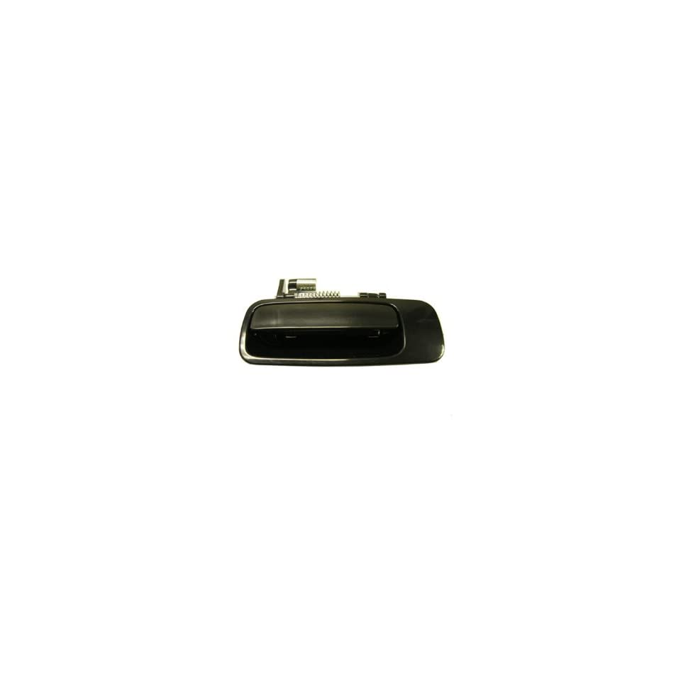 Toyota Camry Black Outside Rear Driver Side Replacement Door Handle