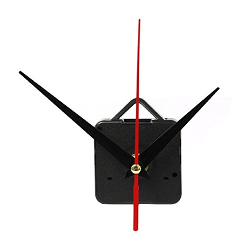 LandFox Quartz Clock Movement Mechanism with Hook DIY Repair Parts (Style C) (Electric Clock Parts compare prices)
