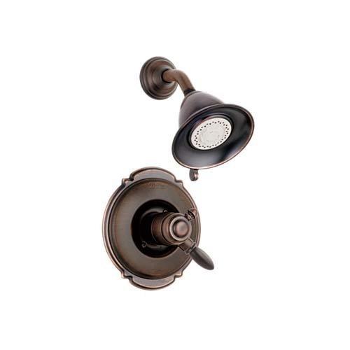 Delta Faucet T17255-RB Victorian Monitor 17 Series Shower Trim, Venetian Bronze