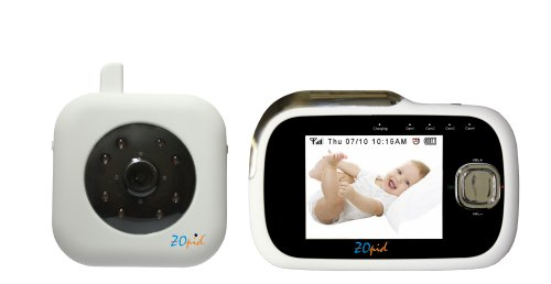zopid digital high quality audio video baby or security monitoring system with dvr and motion. Black Bedroom Furniture Sets. Home Design Ideas