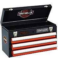 Craftsman Harley Davidson 3 Drawer Chest