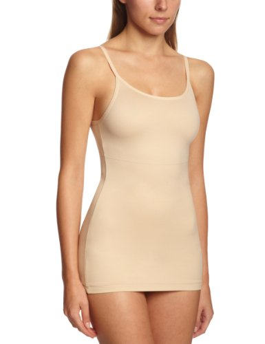 Maidenform Women's Flexees Shapewear Firm Control Camisole, Latte Lift, X-Large