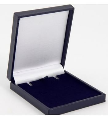 slimline-luxury-leatherette-satin-jewellery-box-necklace-earrings-pedant-economical-to-post-navy