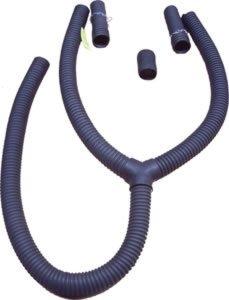 """Crushproof Tubing (CRUDSS30) 3"""" Garage Starter Hose Kit from Crushproof Tubing"""