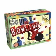 House of Marbles Classics Miniature 10 Pin Bowling