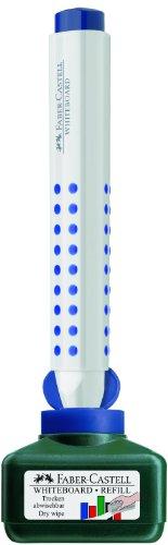 FABER-CASTELL Marqueurs tableau blanc GRIP, pointe ogive,