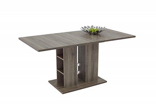 esstisch 80 x 120 ausziehbar com forafrica. Black Bedroom Furniture Sets. Home Design Ideas