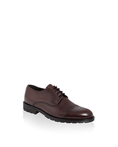 LE DUCCIO Zapatos derby Marrón