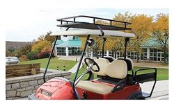 Golf Cart Roof Rack Storage System - CLUB CAR PRECEDENT (Club Car Roof Rack compare prices)