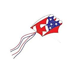 PREMIER KITES PARAFOIL 5 KITE - FLAG PATRIOTIC