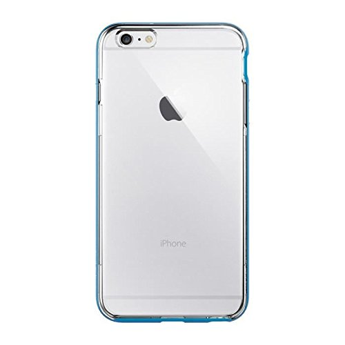 Spigen iPhone6s Plus ケース / iPhone6 Plus ケース, ネオ・ハイブリッド EX [ 二重構造 スリム フィット ] アイフォン6s プラス / 6 プラス 用 カバー (エレクトリック・ブルー SGP11670)