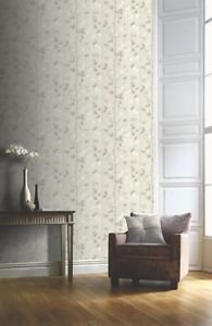 Arthouse Woodland Wallpaper - Pearl by New A-Brend