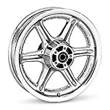 H-D 16 Front Touring Chrome Slotted Wheel 43920-08