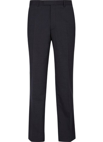 Austin Reed Contemporary Fit Puppytooth Trousers REGULAR MENS 32