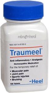 Traumeel 300 mg 100 Tablets by Heel/BHI