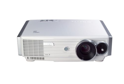 Benq W500 720P Home Entertainment Projector , White