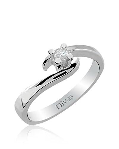 Divas Diamond Anello 0.07 ct Diamond Solitaire