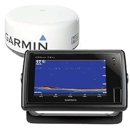 Garmin GPS MAP 741XS Radar Pack 010-01144-00