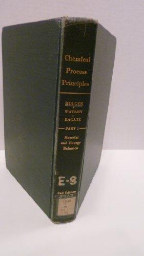 Eyhauham: [S480 Ebook] Free PDF Chemical Process Principles