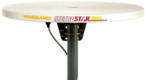 Winegard MS-2002 HDTV Antenna without Cable