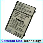 Battery for Siemens EF81, Li-ion, 950 mAh