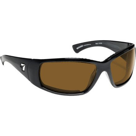 7eye Taku Sunglasses – Photochromic Glossy Black