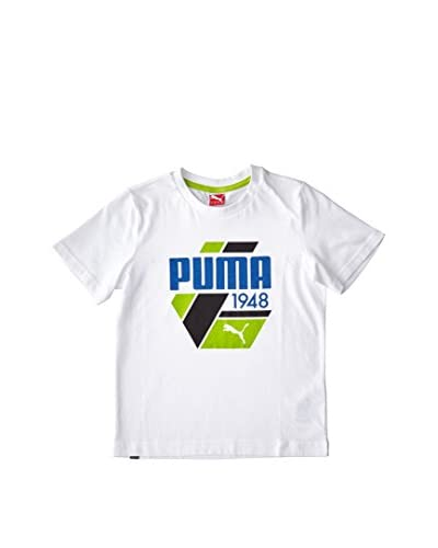 Puma Camiseta Manga Corta TD Blanco