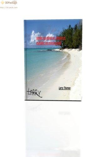 Couverture du livre Vendez vos eBook sur Amazon et multipliez vos revenus passif.