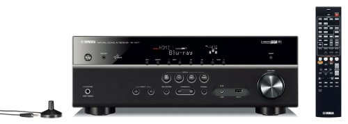 Yamaha RX-V477 5.1-Channel Network AV Receiver with Airplay (Discontinued by Manufacturer) (Wifi Direct Audio Receiver compare prices)