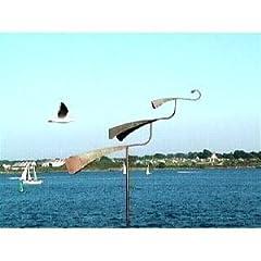 Buy Concord Swan Wind Sculpture by Hypnartic Artwork