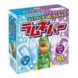 森永 ラムネバー10個入 ×8個 (冷凍)