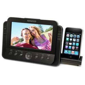 ケンウッド iPhone/iPod対応マルチメディアシステム AS-IP70