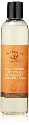 Pre De Provence Argan Nourishing Cleansing Oil 8 Fluid Ounce
