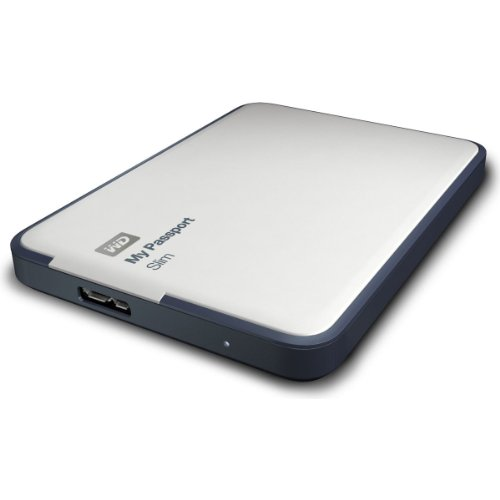 WD My Passport Ultra WDBZFP0010BBK-NESN 1TB USB 3.0 Portable Black New HDD