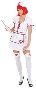 Damen Kostüm sexy Krankenschwester zu Karneval Fasching Gr.36/38