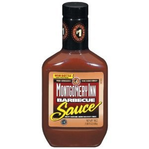 Amazon.com : Montgomery Inn Barbecue Sauce 18oz Bottles (Pack of 4