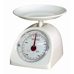 Diet Scale 0.5Kg (1.1Lb) Capacity. Graduation 2Gm (0.125Oz).