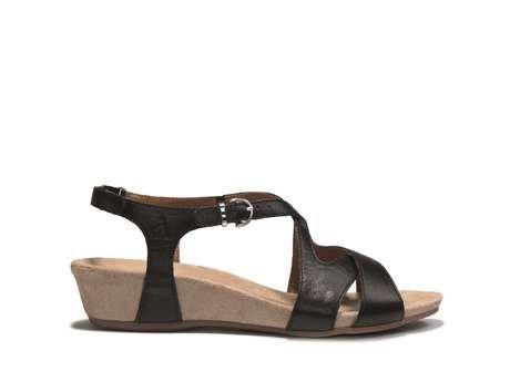 Benvado donna pe16 sandalo Vittoria (40.5, nero)