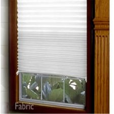 Redi Shade 3102496 36-by-72-Inch Fabric Window Shade, White