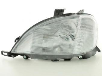 Spare parts headlight left Mercedes Benz M-Classe (Typ W163)