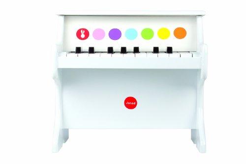 Imagen 2 de Janod 4507596 - Piano confeti [importado de Alemania]