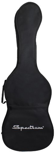 Spectrum Ail Egx Electric Guitar Gig Bag With Bonus Strings